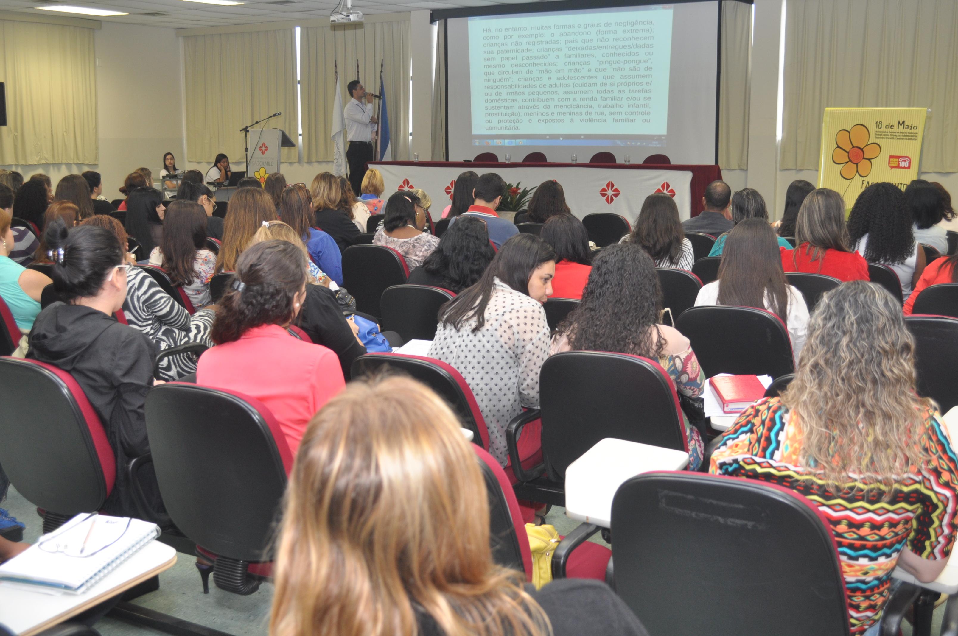 Violência sexual contra crianças é tema de evento em Cachoeiro ...