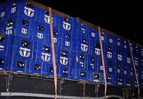 Carga de cerveja do Rio de Janeiro é roubada na Serra | Folha Vitória