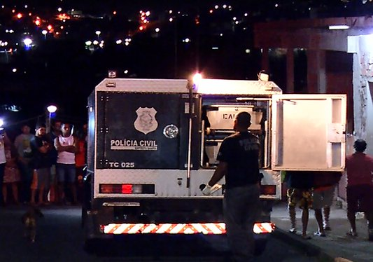 Segundo homicídio em menos de 24 horas no mesmo bairro na Serra