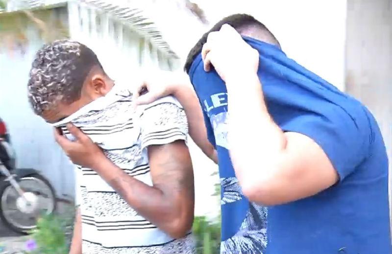 Perseguição pelas ruas de Vitória termina com três detidos e duas ...