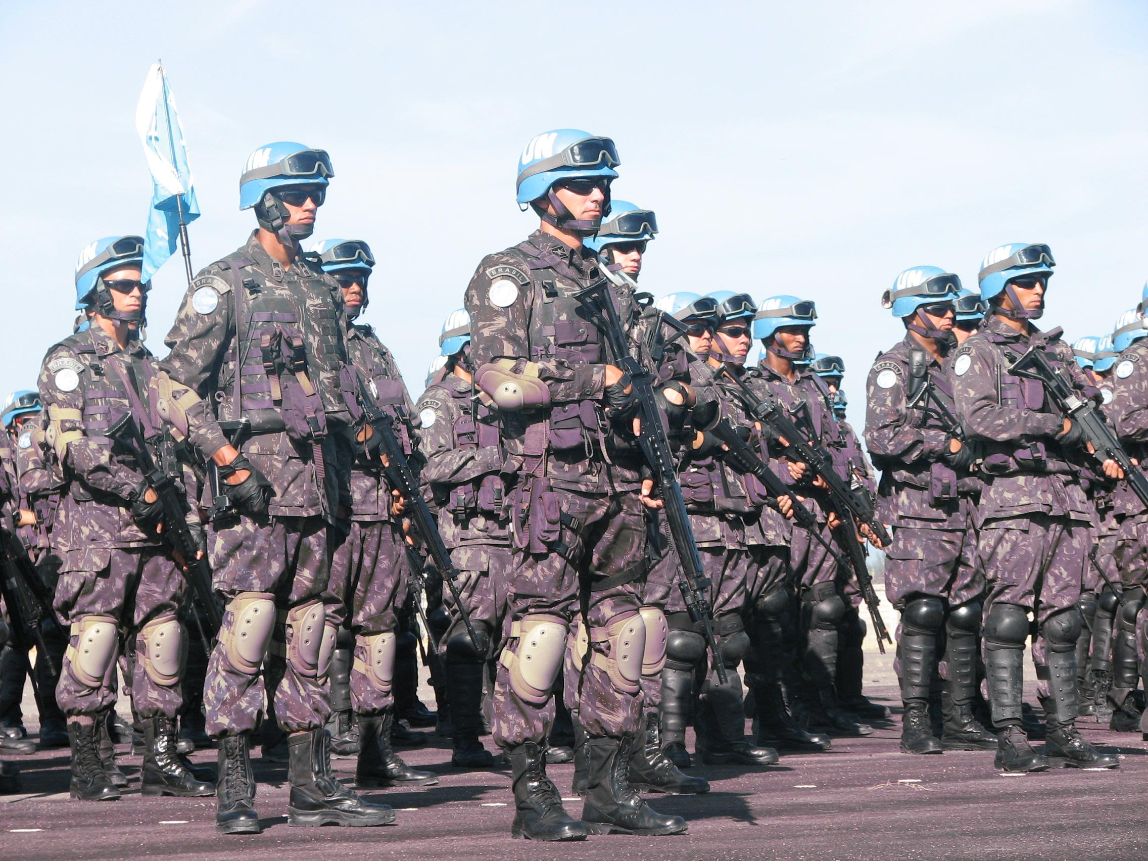 Fuzileiros Navais fazem treinamento no ES para integrar ...
