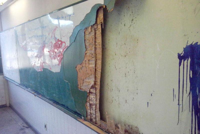 Escola de Vila Velha é alvo de vandalismo pela 2ª vez em dez dias ...