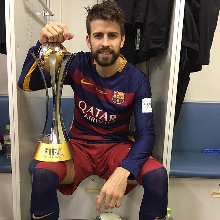 Piqué alfineta Real ao exaltar título do Barça, mas prevê fim de ...
