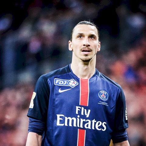 Ibrahimovic anuncia saída do PSG: 'Cheguei como rei, saio como ...