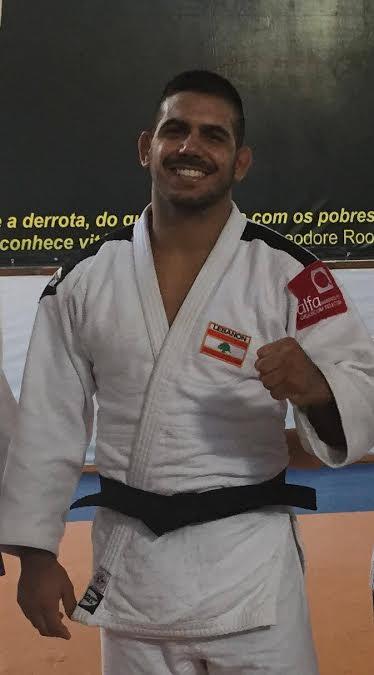 Judoca capixaba Nacif Elias recebe convite para disputar o World ...