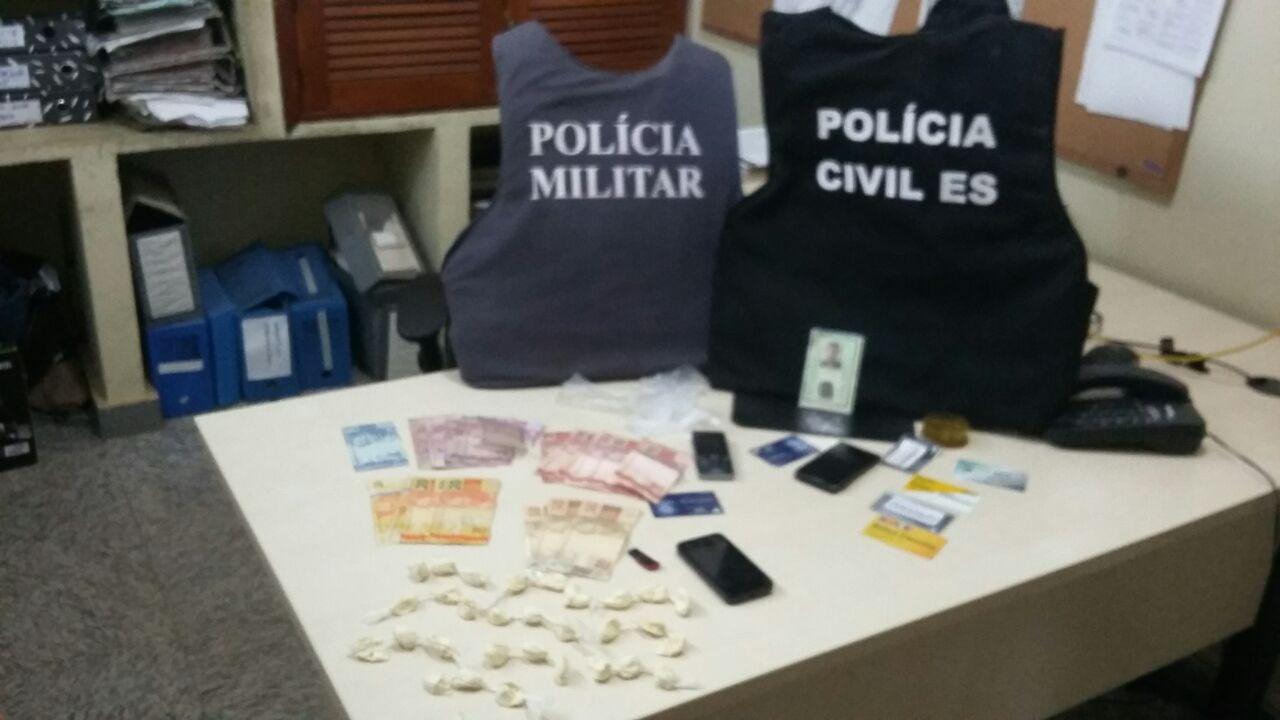 Quatro detidos por envolvimento com o tráfico de drogas em ...