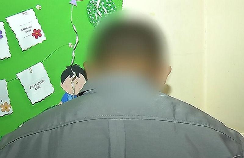 Porteiro é preso em Vitória suspeito de abusar sexualmente da filha ...