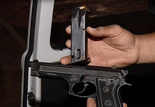 Homem é detido com arma em bairro nobre de Vitória | Folha Vitória