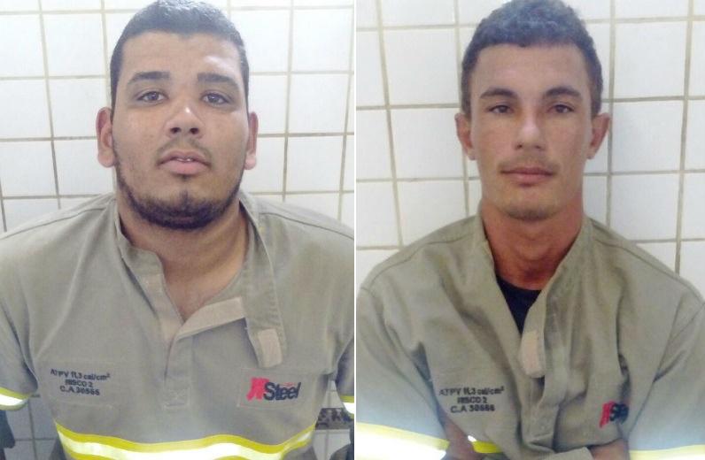Funcionários de empresa de energia detidos acusados de instalar ...