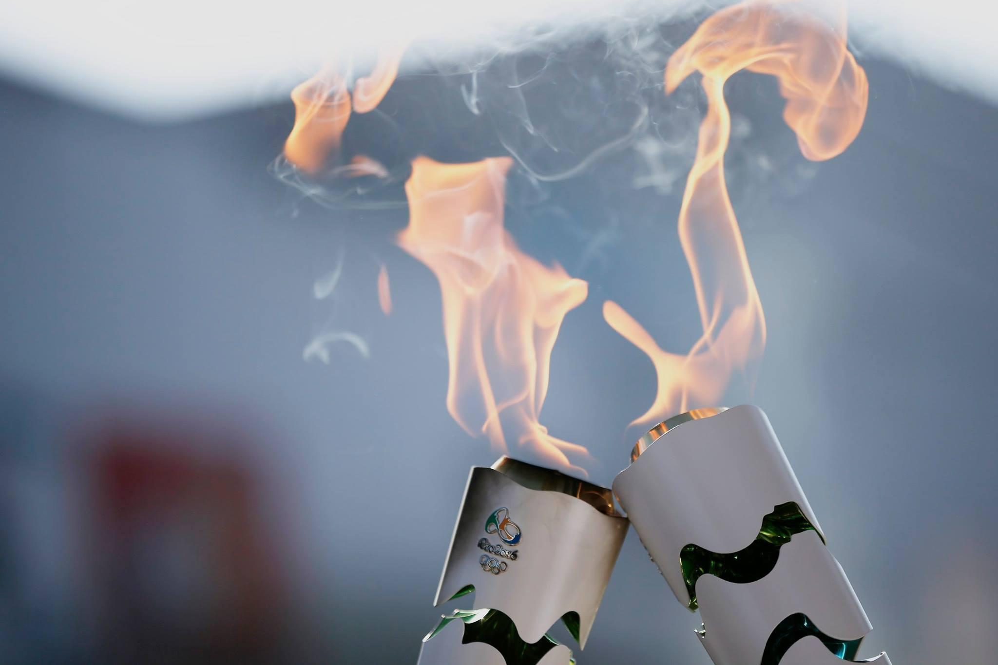 Tocha Olímpica chega ao Espírito Santo nesta segunda-feira ...