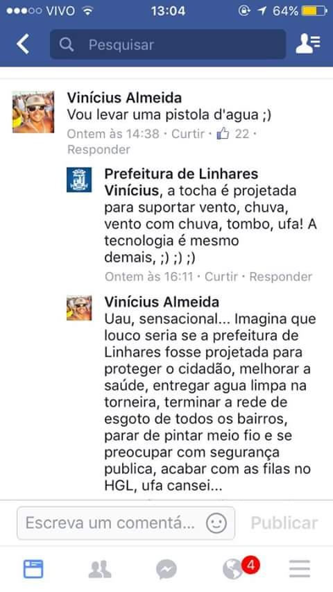 Tocha Olímpica no Estado causa discussão entre prefeituras no ...