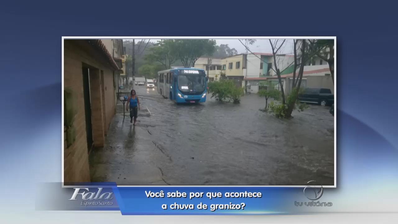 Tempestade atinge vários municípios do Estado e causa destruição ...
