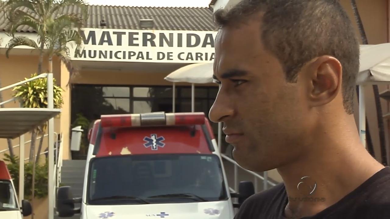 Pai desesperado espera por cirurgia do filho | Folha Vitória