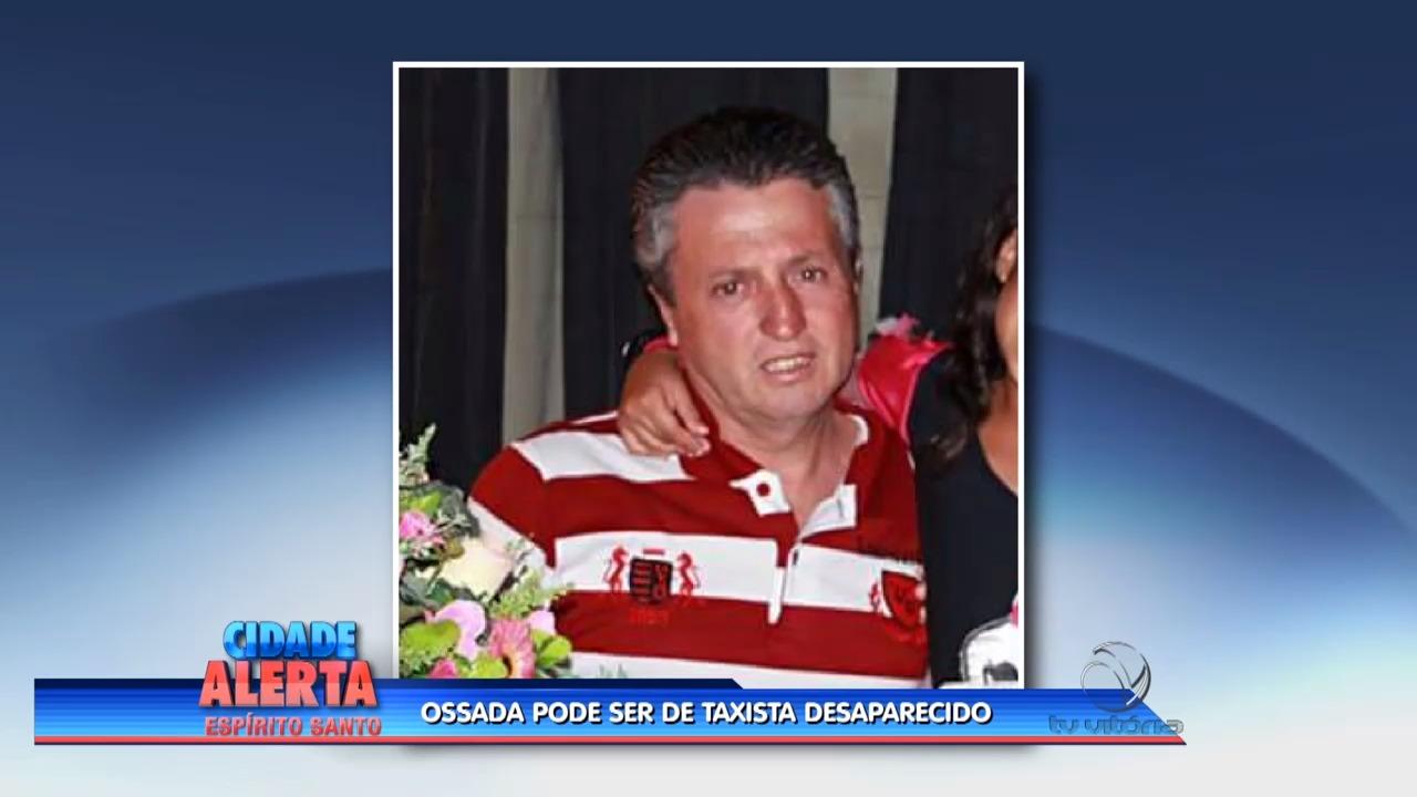 Ossada encontrada em Nova Almeida pode ser de taxista ...