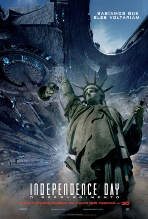 Cartaz Independence Day: O Ressurgimento