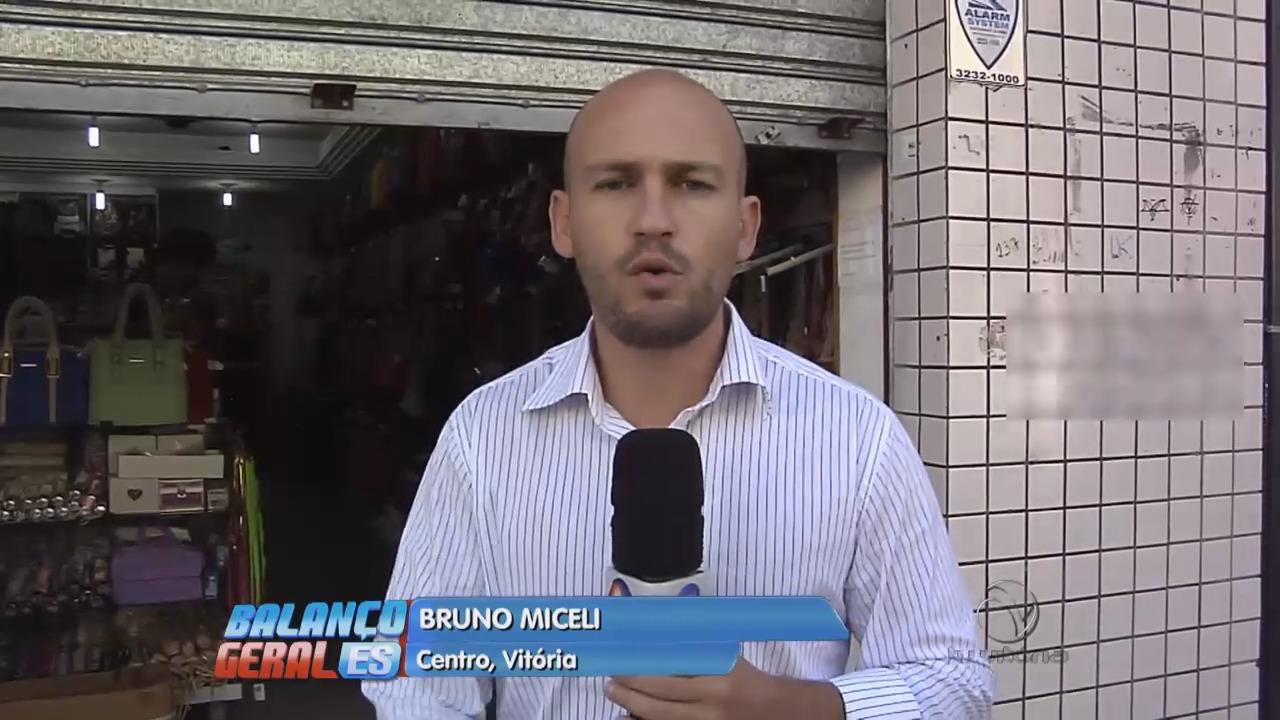 Operação combate contrabando no Centro de Vitória   Folha Vitória