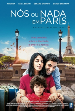 Cartaz Nós Ou Nada Em Paris