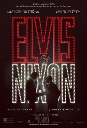 Cartaz Elvis & Nixon