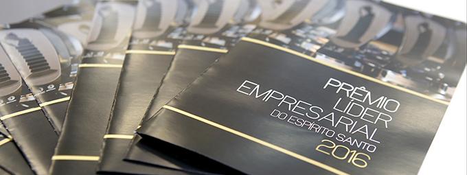 Lançamento do Prêmio Líder Empresarial 2016
