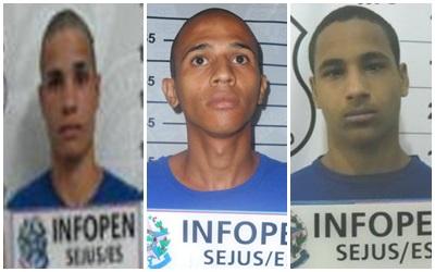 Internos são procurados após fuga de penitenciária em Linhares ...