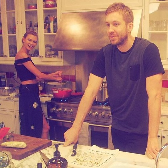 Vingativo, Calvin Harris escreve música sobre a ex- namorada ...