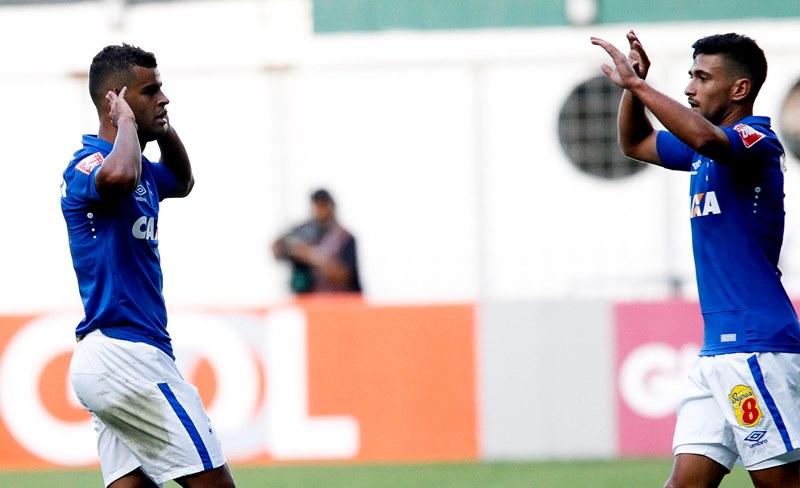 c1bd0a32ed Foto  Site Oficial do Cruzeiro Cruzeiro venceu o Atlético-MG ...