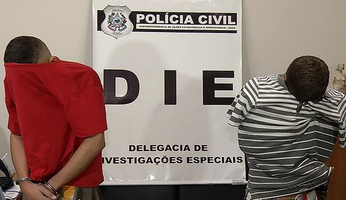 Dupla é presa vendendo droga em condomínio de Vila Velha ...