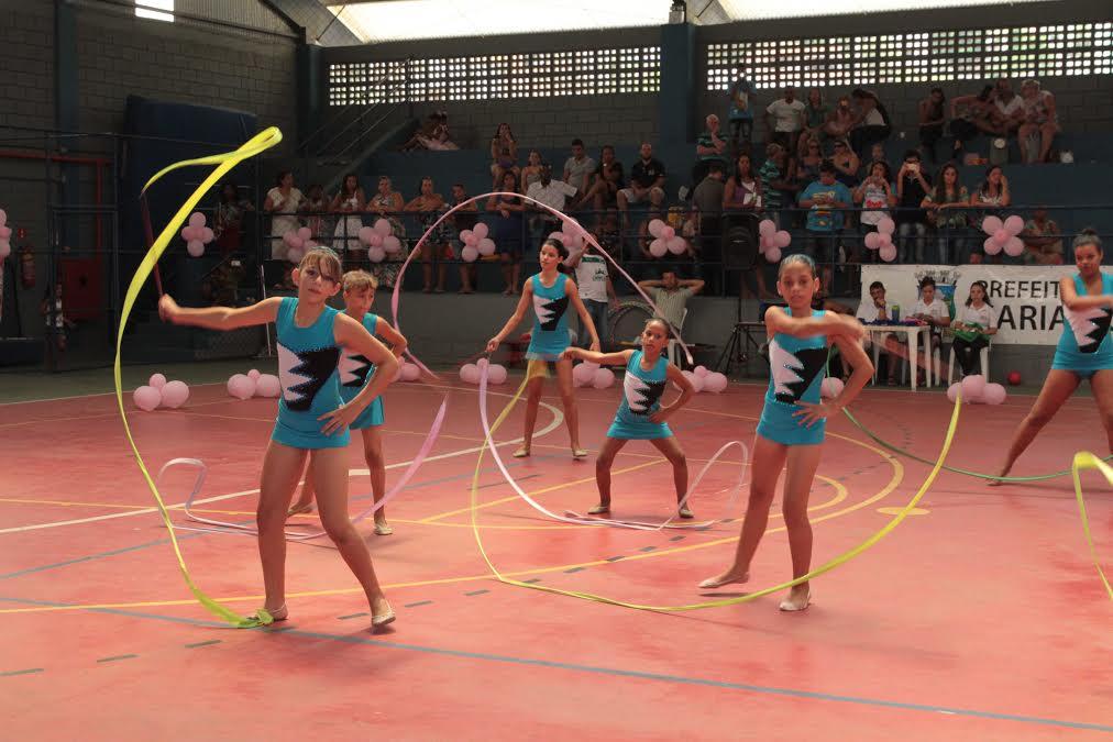 Festival de Ginástica Rítmica dá espaço para atletas capixabas ...
