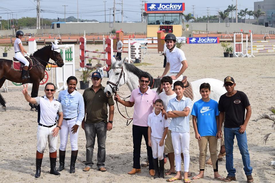 Cavaleiros cachoeirenses conquistam o pódio na 3ª etapa do ...