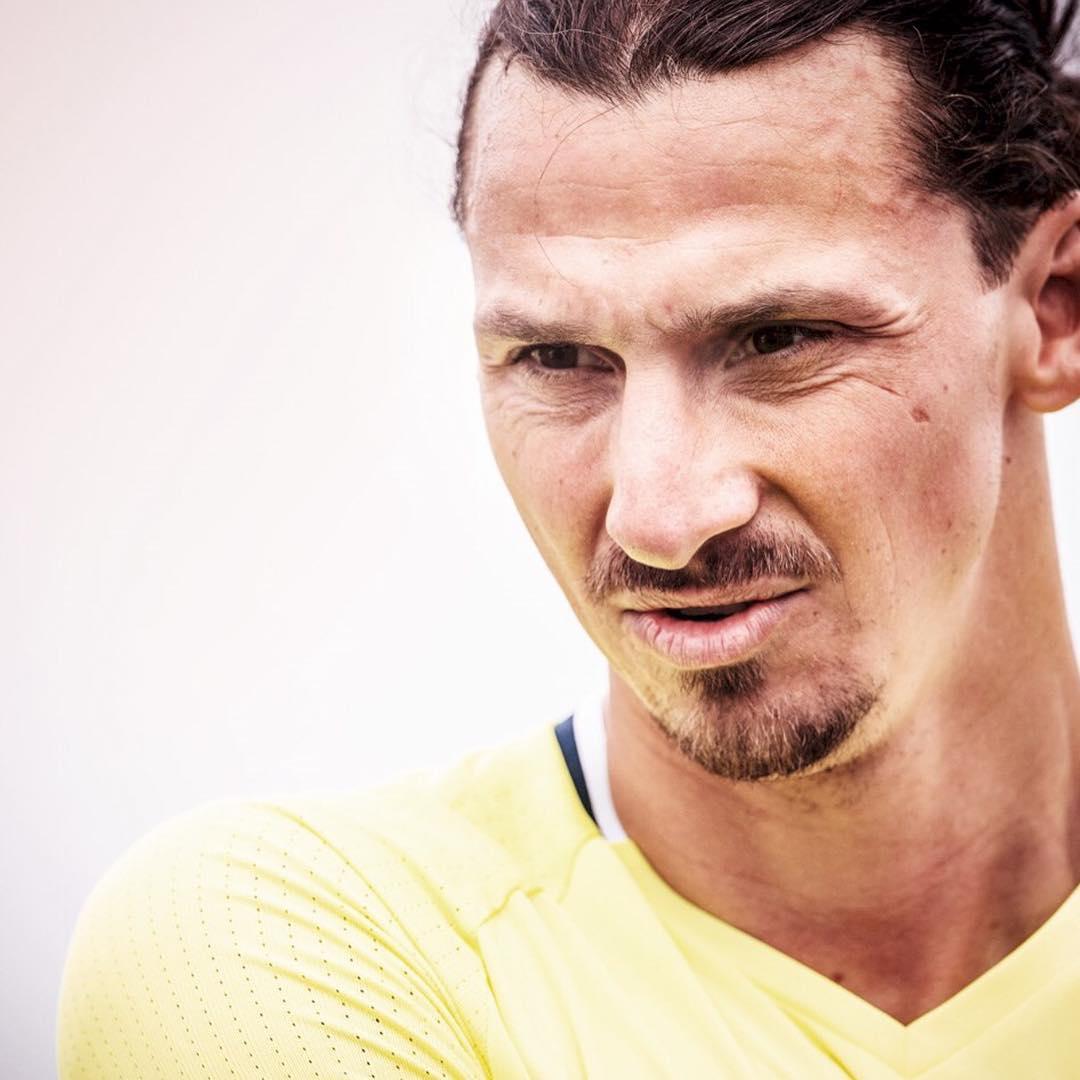 Ibrahimovic confirma especulações e jogará no Manchester United ...