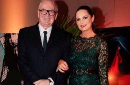 Chega ao fim namoro de Luiza Brunet e bilionário | Folha Vitória