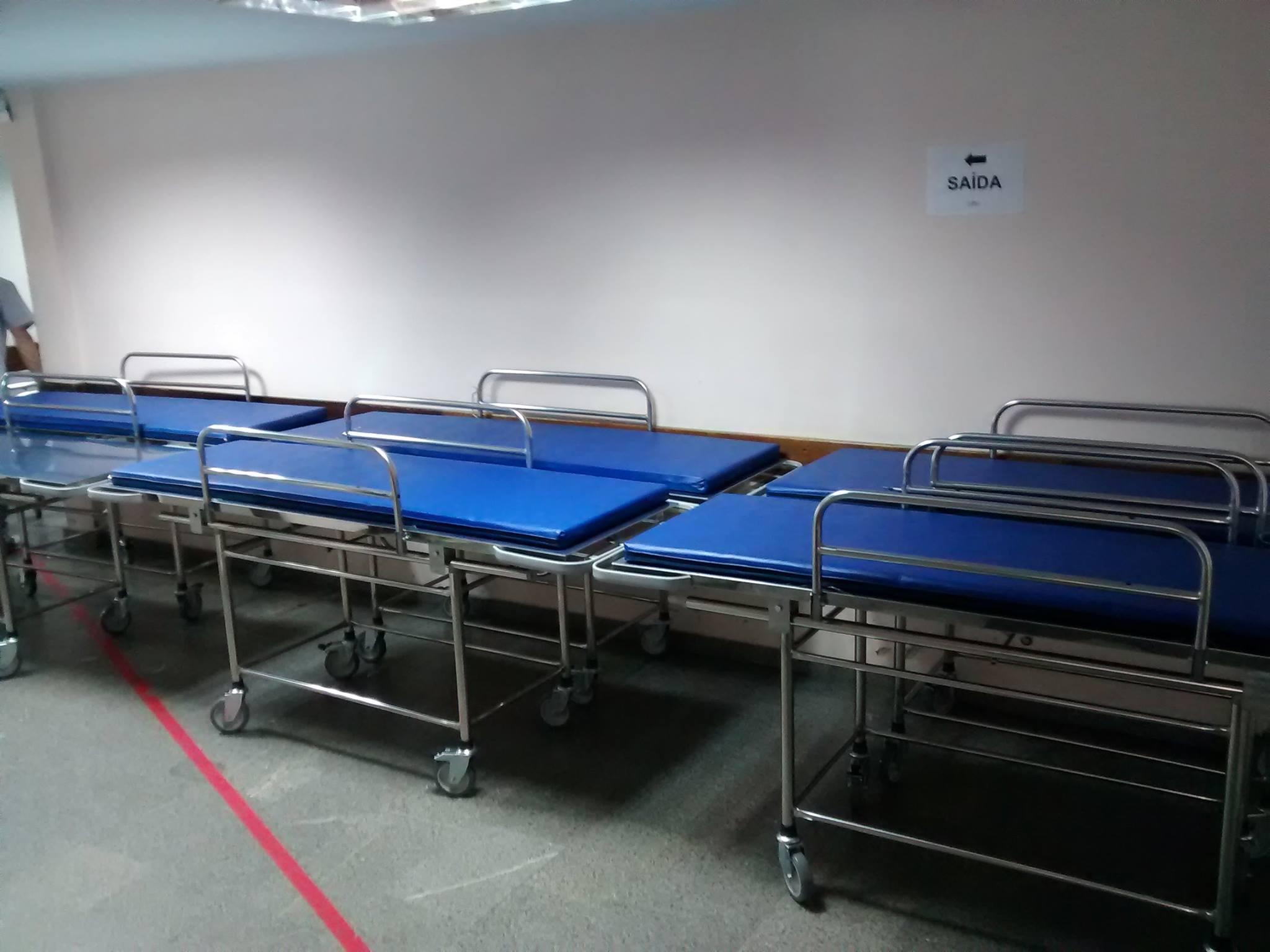 Paciente será indenizada após cair de maca em unidade de saúde ...