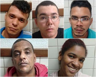 Presos cinco suspeitos de envolvimento em morte de jovem em Vila ...