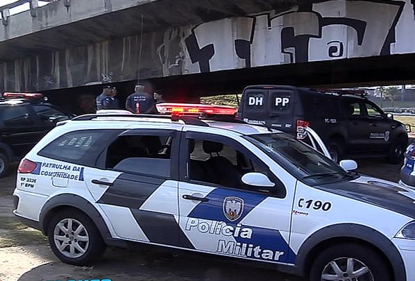 Morador de rua é assassinado embaixo da Segunda Ponte em Vitória
