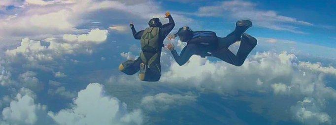 Federação de Paraquedismo realiza a Copa capixaba de salto em ...