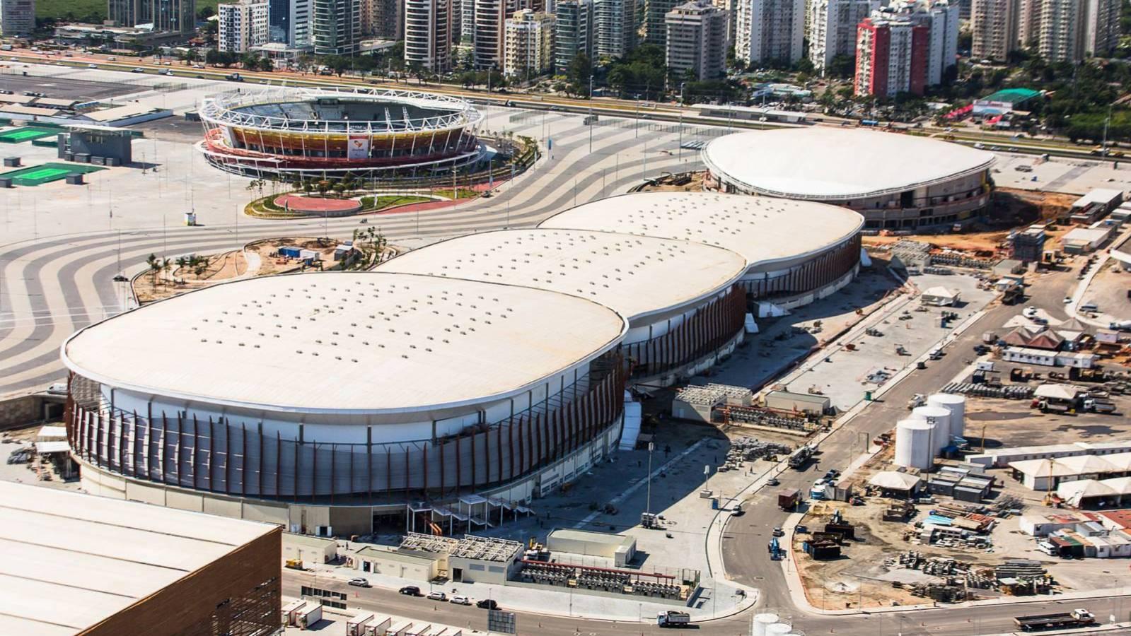 Coração dos Jogos, Parque Olímpico também será área de lazer e ...