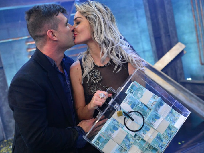 Casal Laura e Jorge vencem o reality show da Record Power ...