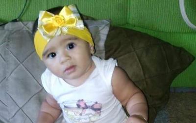 Morre bebê que se afogou após cair em balde d'água em São Mateus