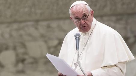 Papa Francisco lembra vítimas de ataques em Munique e Cabul ...