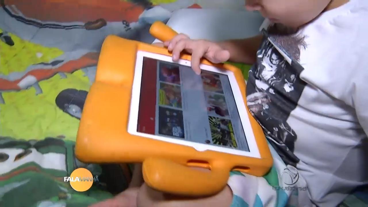 Psicóloga fala sobre o uso da tecnologia por crianças e adolescentes