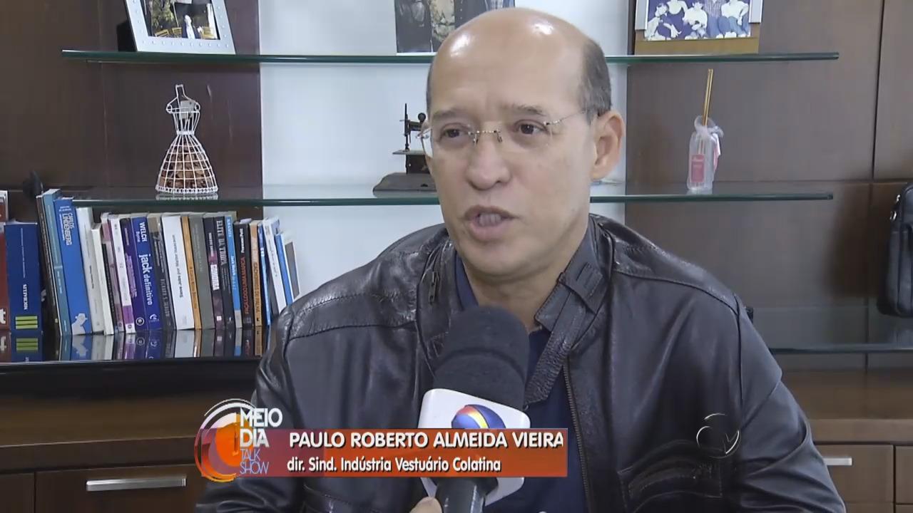 Polo de confecções de Colatina é destaque no ES | Folha Vitória