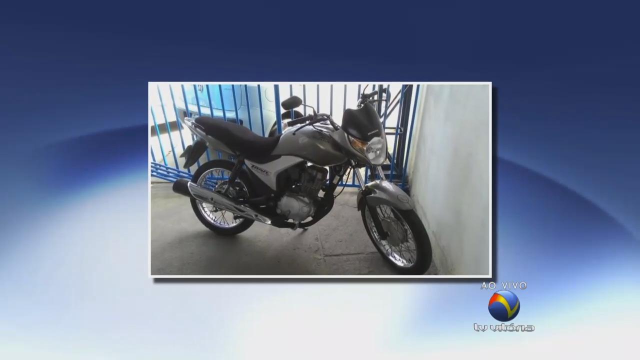 Moto é roubada de concessionária durante test drive | Folha Vitória