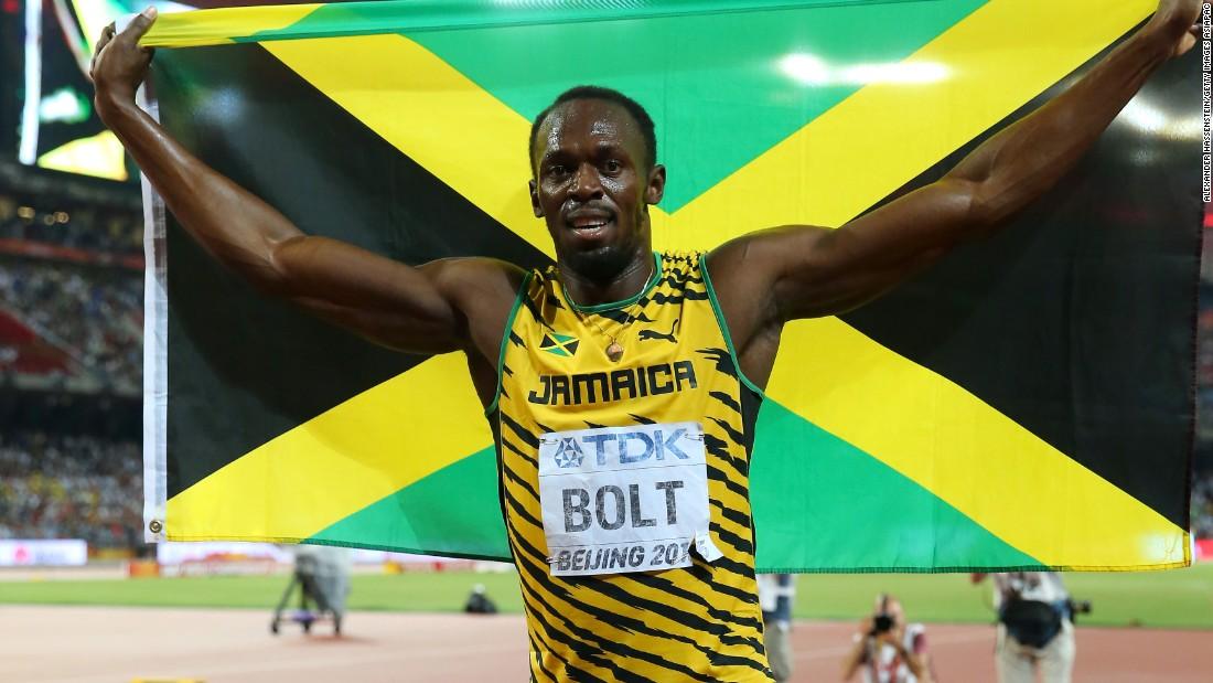 Usain Bolt revela que quer conhecer Neymar durante os Jogos ...