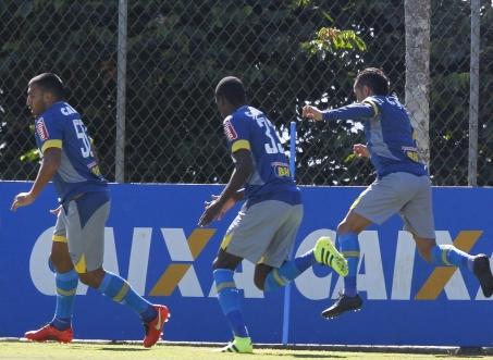 Com times mistos, Cruzeiro e Botafogo decidem vaga nas quartas ...