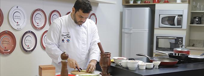 Receitas do Chef estreia no Fala Manhã da TV Vitória