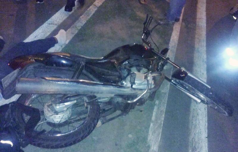 Duas pessoas morrem após moto bater em carro de passeio na BR ...