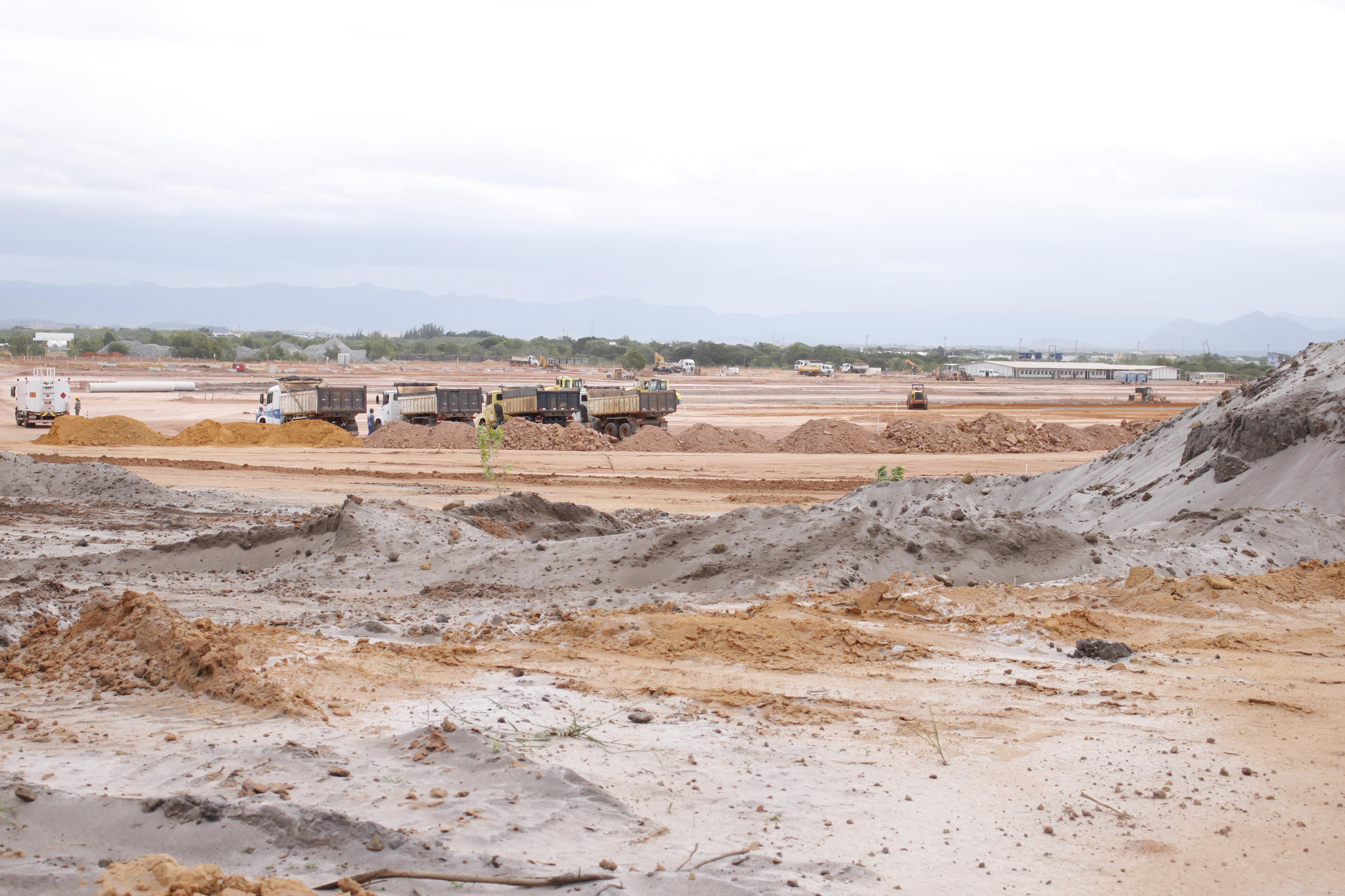 Estrutura do terminal de passageiros do aeroporto de Vitória será ...