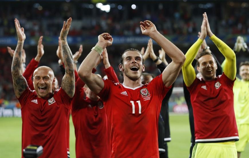 País de Gales vira sobre a Bélgica e garante classificação histórica ...