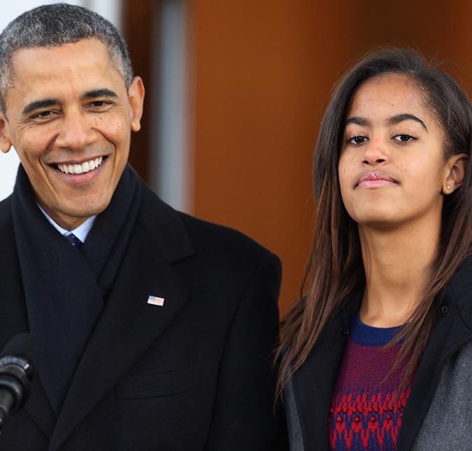 Barack Obama canta parabéns para filha Malia em evento oficial do ...