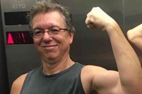 Boninho perde 30 kg e aparece irreconhecível | Folha Vitória